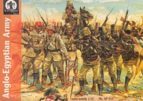 Anglo-Ägyptische Armee