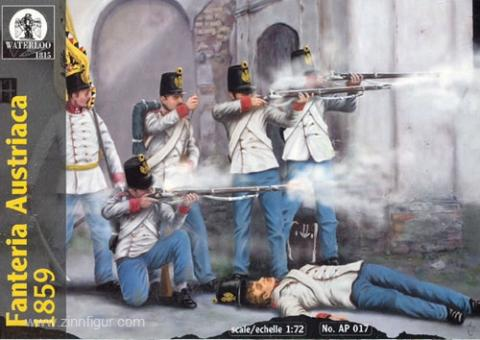 Österreichische Infanterie - 1859