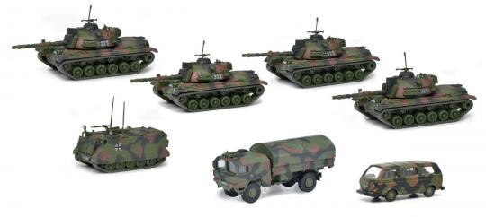 """Panzerkompanie-Zug """"Bundeswehr"""""""