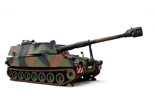 Panzerhaubitze M109G