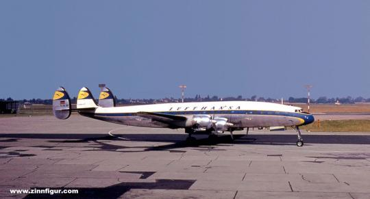 "Lockheed L1049G ""Lufthansa"""