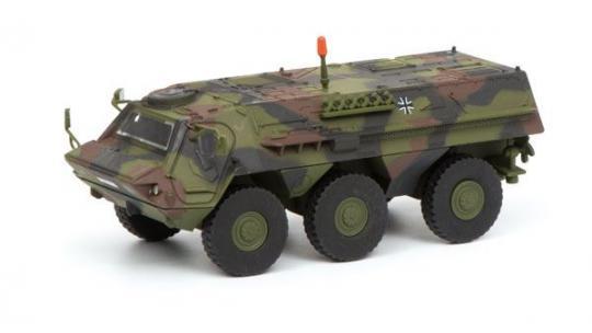 Fuchs Transportpanzer Bundeswehr