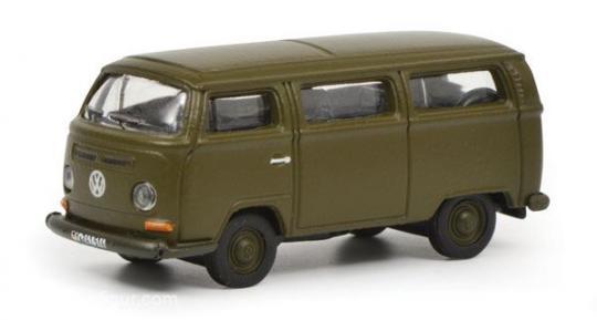 """VW T2 Bus """"Bundeswehr"""""""
