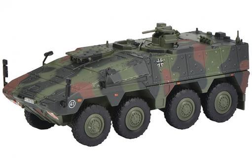 """Boxer Transportpanzer Flecktarn """"Bundeswehr"""""""