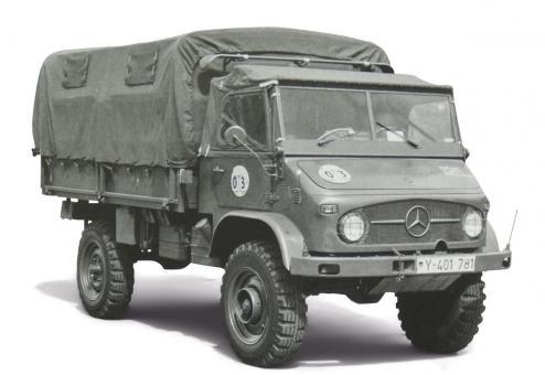 """Unimog 404 S """"Pritsche"""""""