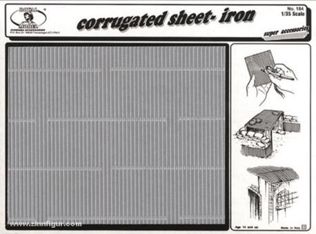 Corrugated Iron-sheet