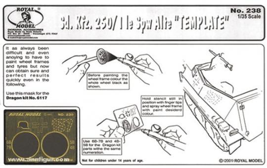 Sd. 250/1 le Spw Alte TEMPLATE