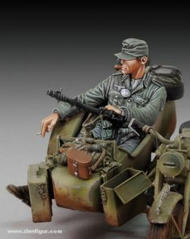 "German Infantryman ""Cigaret Break"""