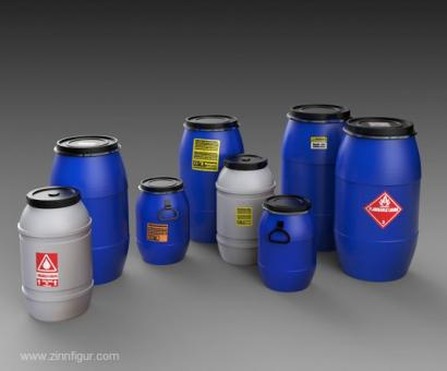 Plastic Chemical/Water Containers