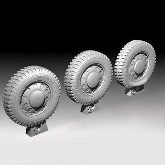 Dingo Sagged Wheels