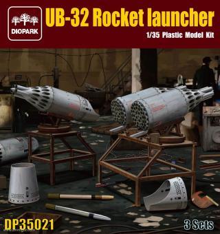 UB-32 Raketenwerfer