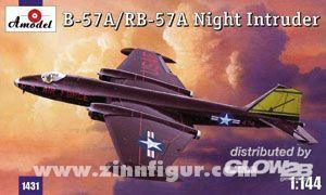 B-57A/RB-57A Night Intruder