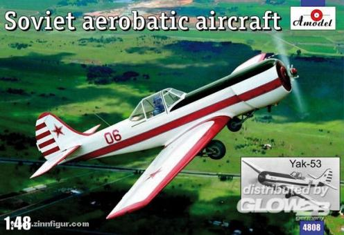 Yak-53 Kunstflugzeug
