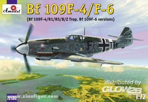 Bf 109F-4/F-6