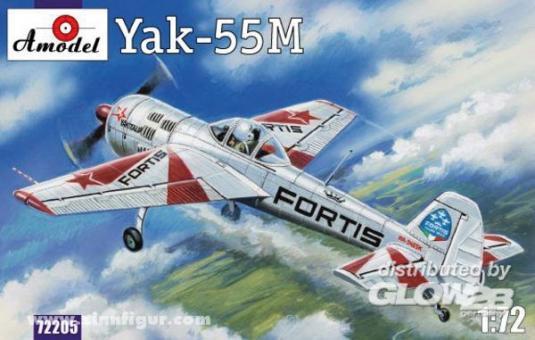 """Yak-55M """"Fortis"""""""