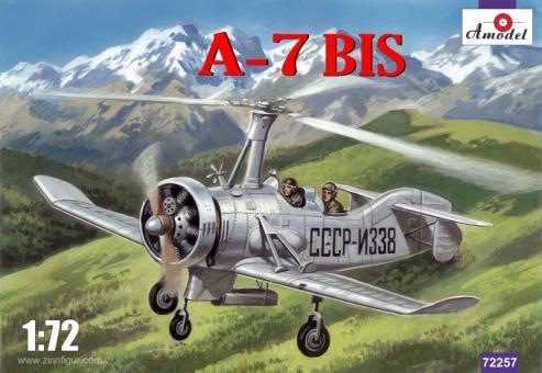 A-7 bis Autogiro