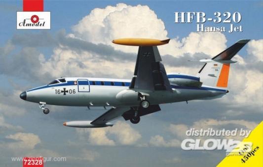 """HFB-320 Hansa Jet """"Luftwaffe"""""""