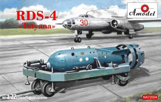 """Atombombe RDS-4 """"Tatiana"""""""