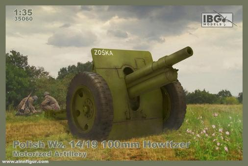 Wz.14/19 100 mm Haubitze