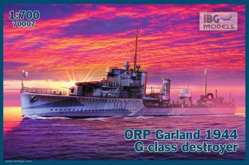 ORP Garland 1944 - G Klasse Zerstörer