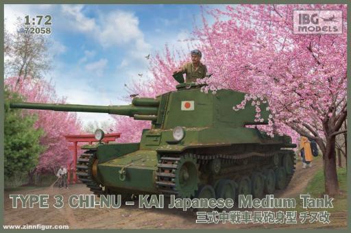Panzer Typ 3 Chi-Nu - Kai
