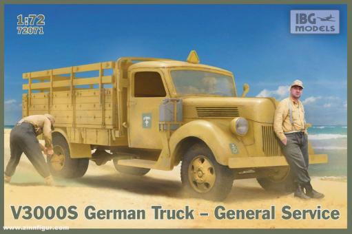 V3000S Lkw - General Service