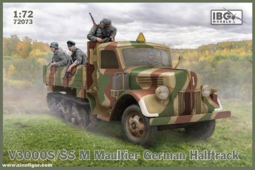 V3000S/SS M Maultier Halbkettentransporter