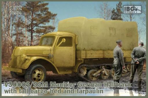 V3000SM Maultier Cargo