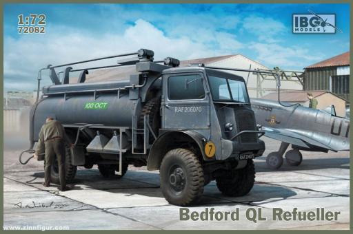 Bedford QL Tankwagen