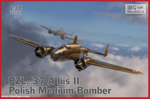 PZL.37Abis 2 Los Bomber