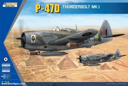 P-47D Thunderbolt Mk.I Razorback