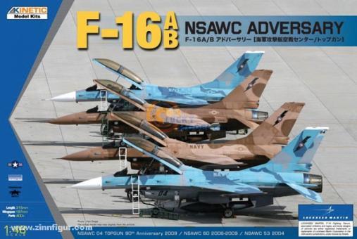 F-16A/B NSWAC Aggressor