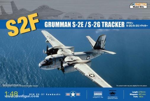 Grumman S-2F S-2E / S-2G Tracker
