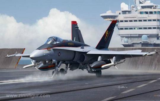 "F/A-18C ""US Navy / Schweiz / Finnland / Topgun"""