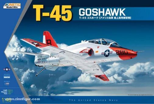 T-45A/C Goshawk Navy Trainer Jet
