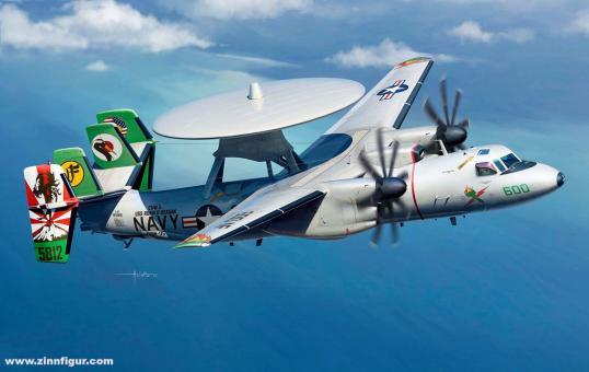 "US Navy E-2C Hawkeye ""Screwtop/Liberty Bell"""