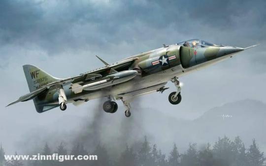 AV-8A Harrier USMC