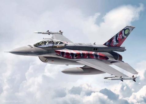 """F-16C/D """"Polen 2013/14 Tiger Meet"""""""