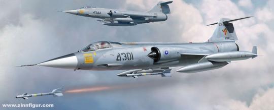 """F-104G """"ROCAF"""""""