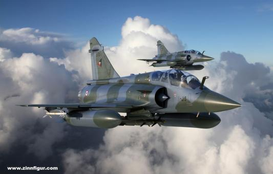 Mirage 2000B/D/N mit LGB