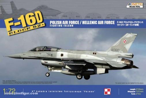 """F-16D52+ """"Polen / Griechenland"""""""