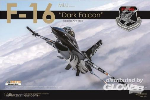 "F-16 MLU ""Dark Falcon"" - Limited Edition"