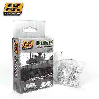 "Sherman T54E2 ""cuff design"" Panzerkettenset"