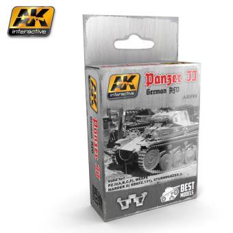 Panzer II Panzerkettenset