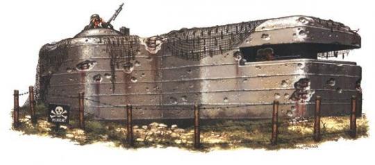 MG-Bunker