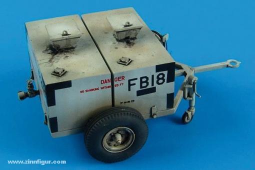 USAF 150 Gallon Tankanhänger
