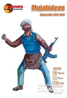 Mujahidee - Afghan War 1979-89