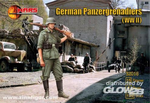 German Panzergrenadiers WWII