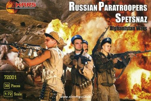 Russian Paratroops