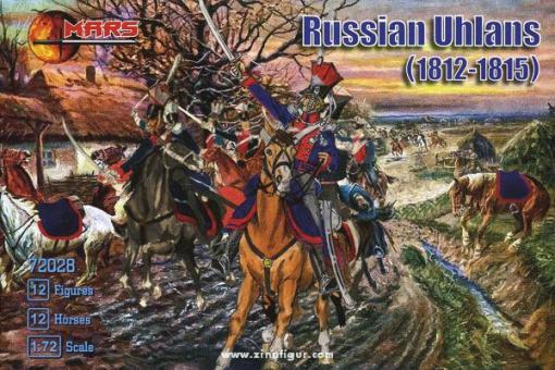 Russische Ulanen